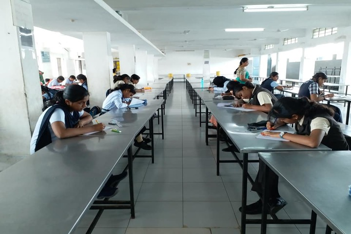 Akr Academy School-Exam Hall