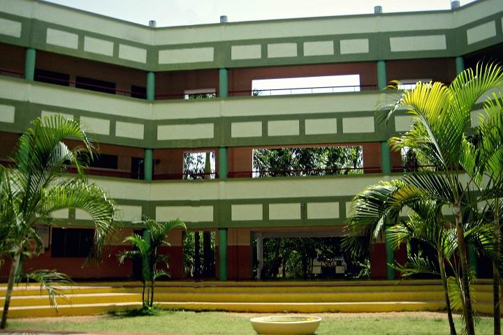 Akshara Vidyaashram-Campus view