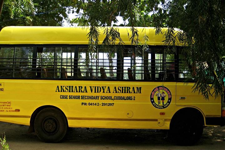Akshara Vidyaashram-Transport