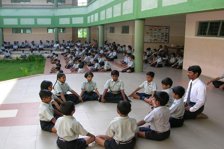 Akshara Vidyaashram-Yoga