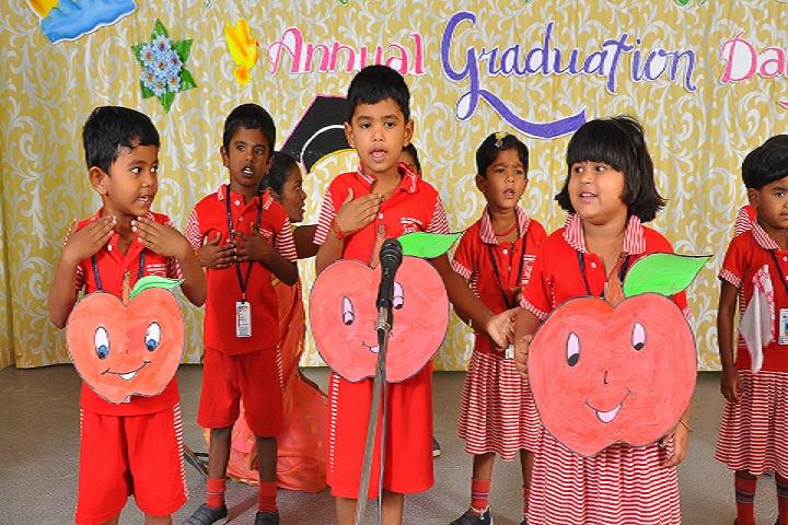 Akv Public School-Red Day