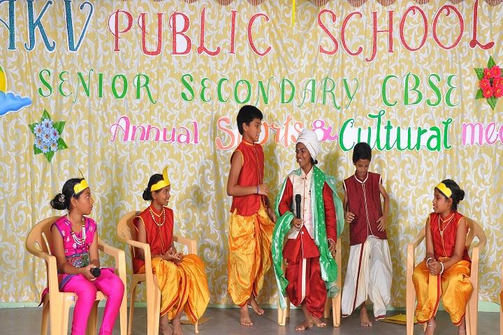 Akv Public School-Annual day