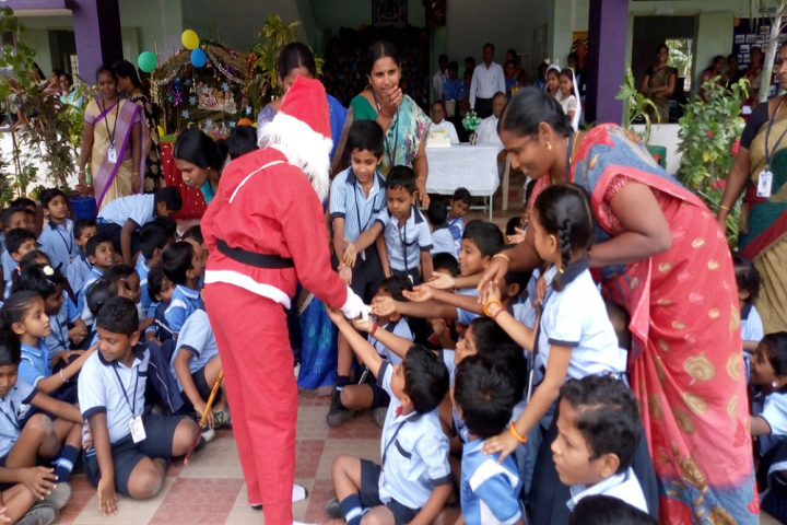 Akv Public School- Christmas Celebrations