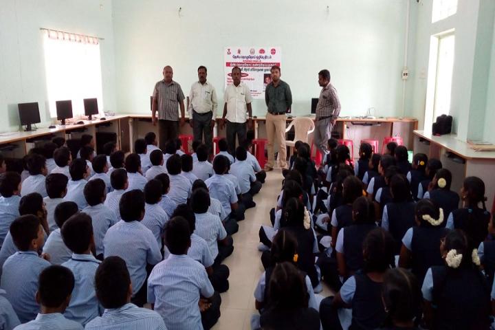 Akv Public School- Health Awareness Program