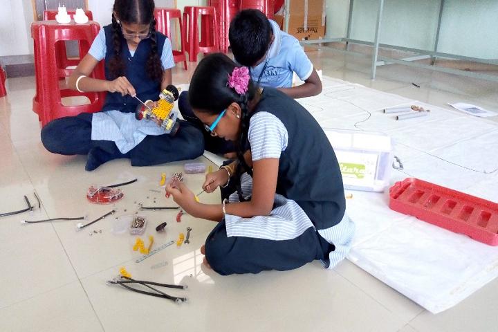 Akv Public School- Robotics Lab
