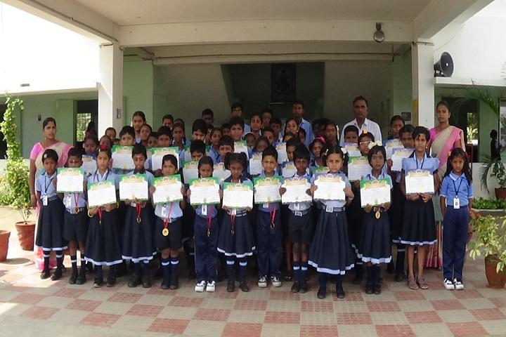 Akv Public School- Spell Bee Certification