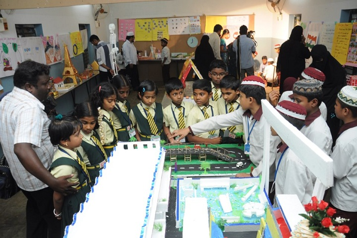 Al Munawara Islamic School Cbse-Science Exhbition