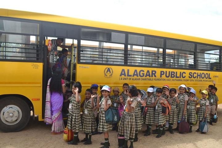 Alagar Public School-Transport