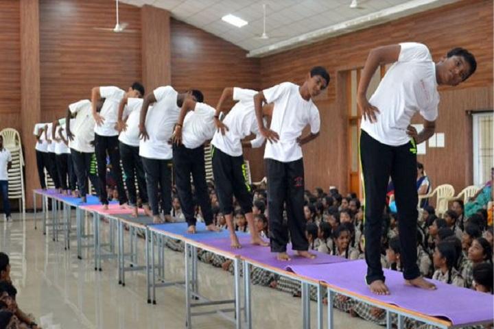 Alagar Public School-Yoga