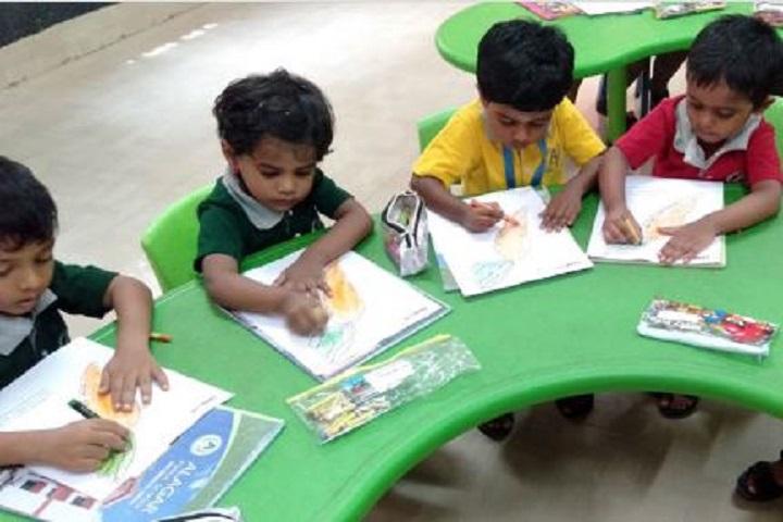 Alagar Public School-Kids