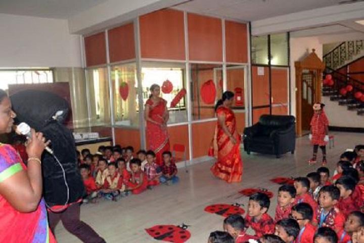 Alagar Public School-Red Day