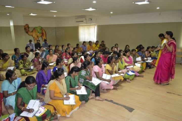 Alagar Public School-Workshop