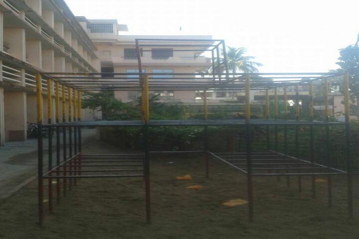 Navyug Vidyalaya-Play Area