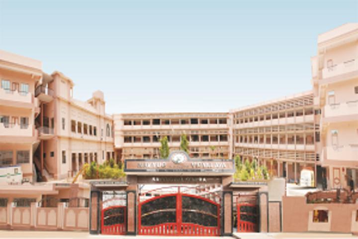 Navyug Vidyalaya-School Building