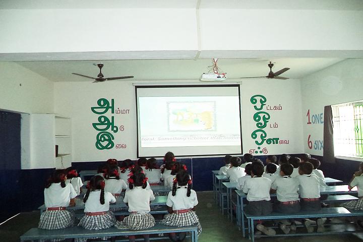 All India Modern School-Classroom