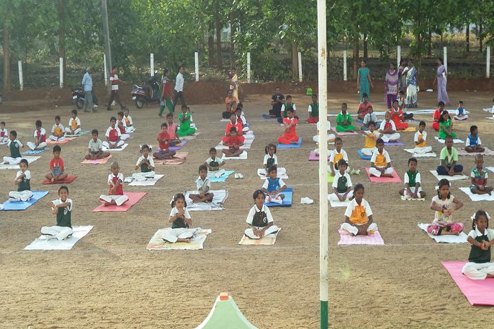All India Modern School-Yoga