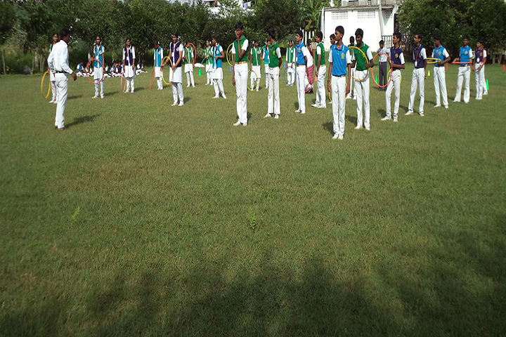 All India Matriculation School-Games