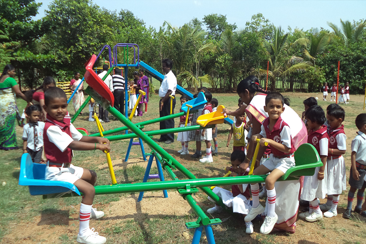 All India Matriculation School-Kindergarten