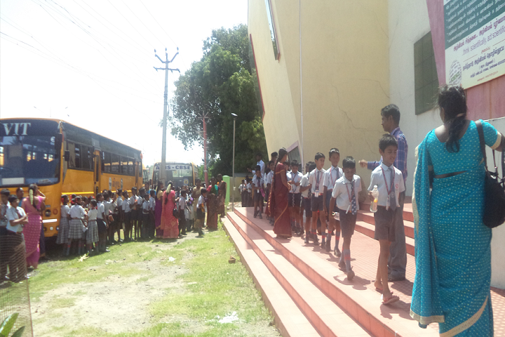 All India Matriculation School-Tour