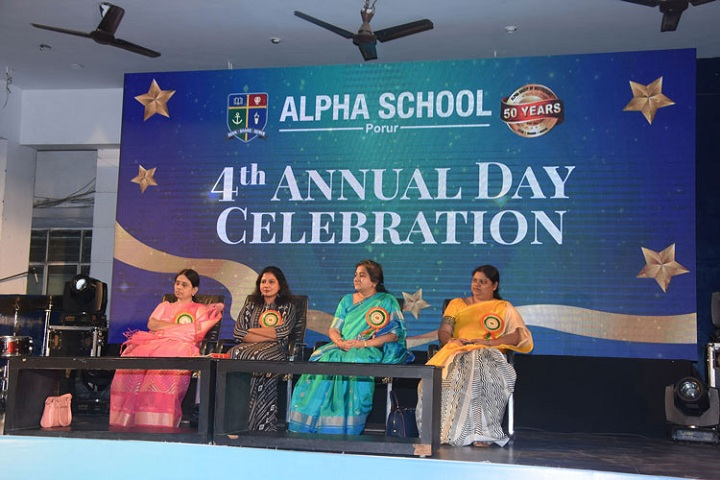 Alpha School-Annual day 1