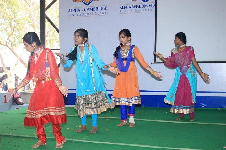 Alpha Wisdom Vidyashram-Event
