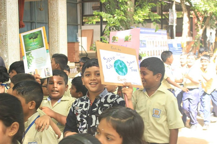 Alpha Wisdom Vidyashram-World Environment day