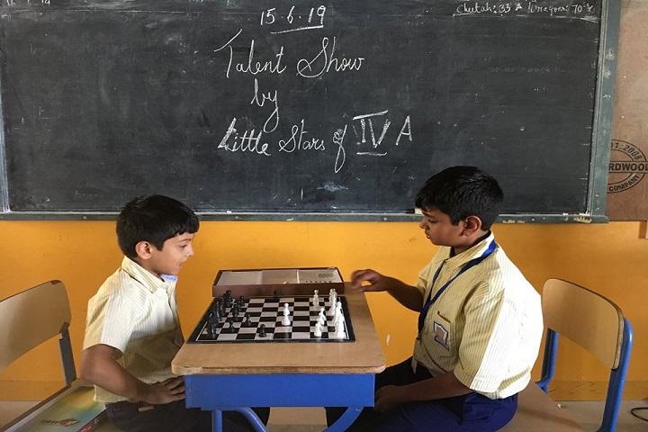 Alpha Wisdom Vidyashram Senior Secondary School-Games