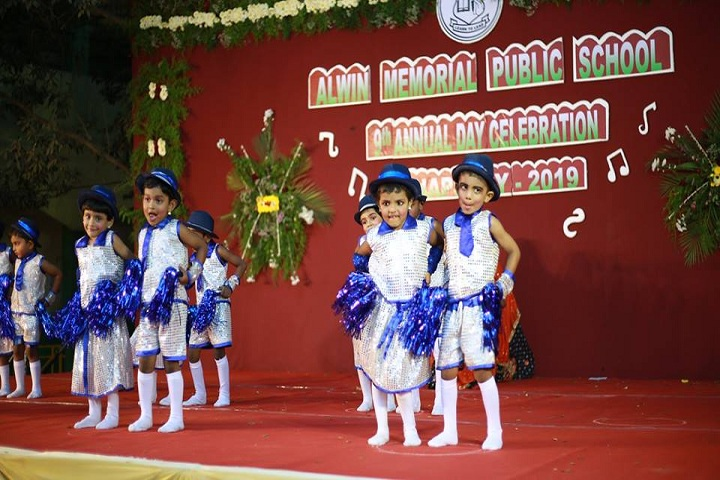 Alwin Memorial Public School-Annual day