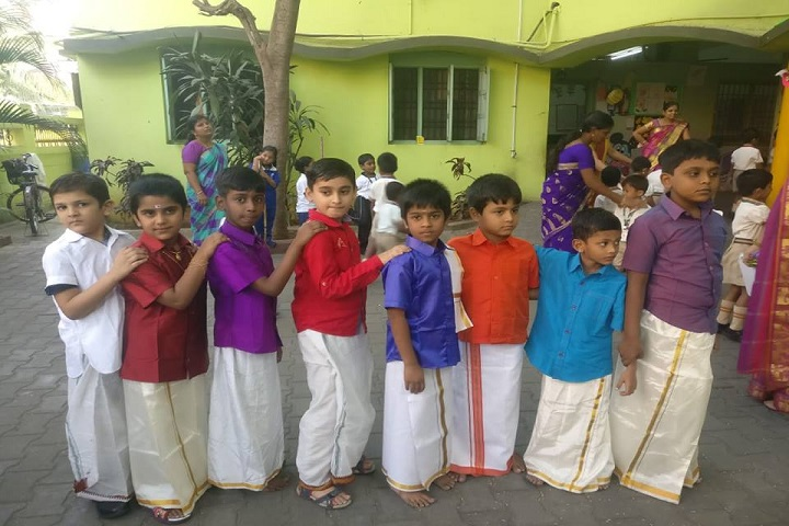 Alwin Memorial Public School-Festival Celebrations