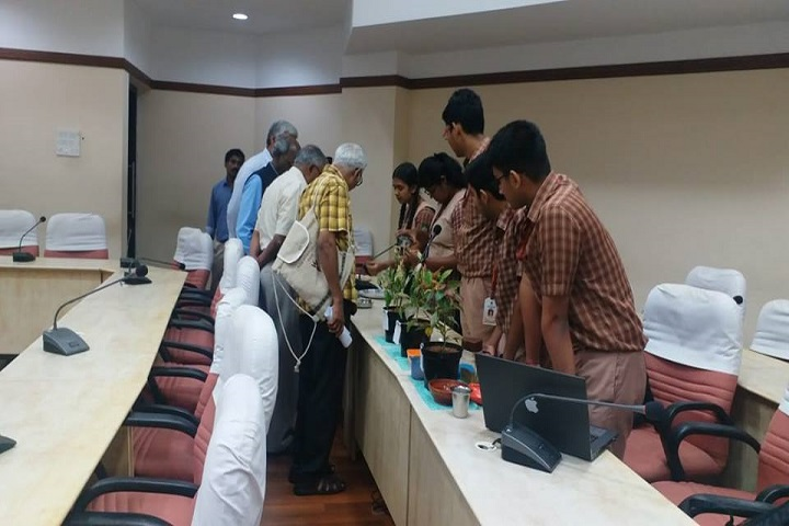 Amrita Vidyalayam-Exhibition