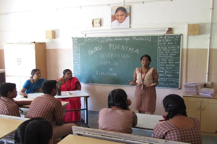 Amrita Vidyalayam-Seminar