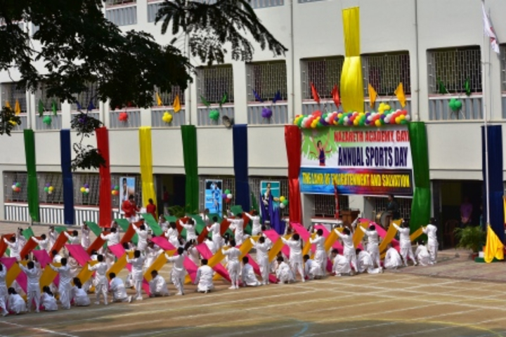 Nazareth Academy-Annual Sports Day