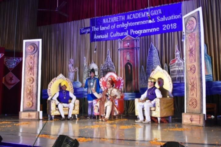 Nazareth Academy-Cultural Program