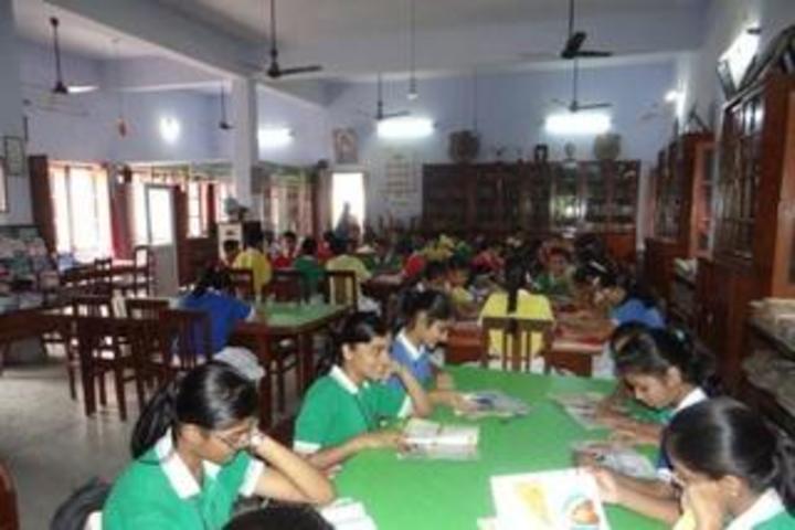 Nazareth Academy-Library