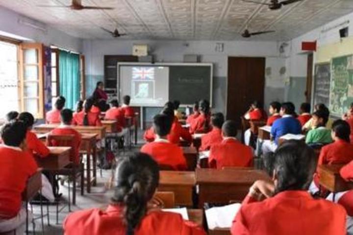 Nazareth Academy-Classroom