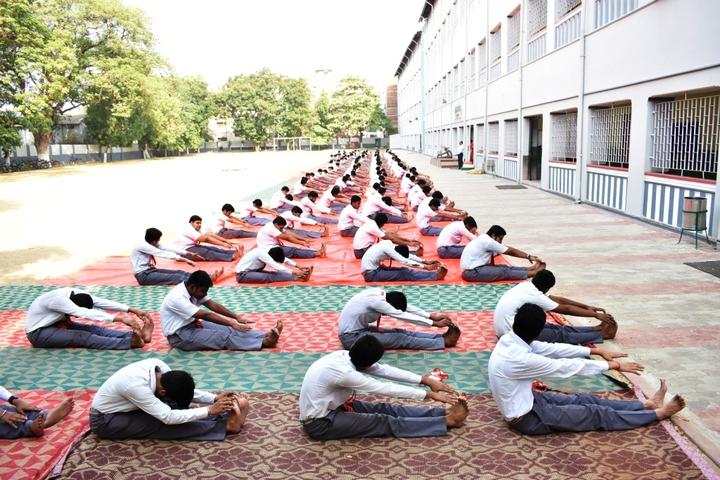Nazareth Academy-Yoga Day