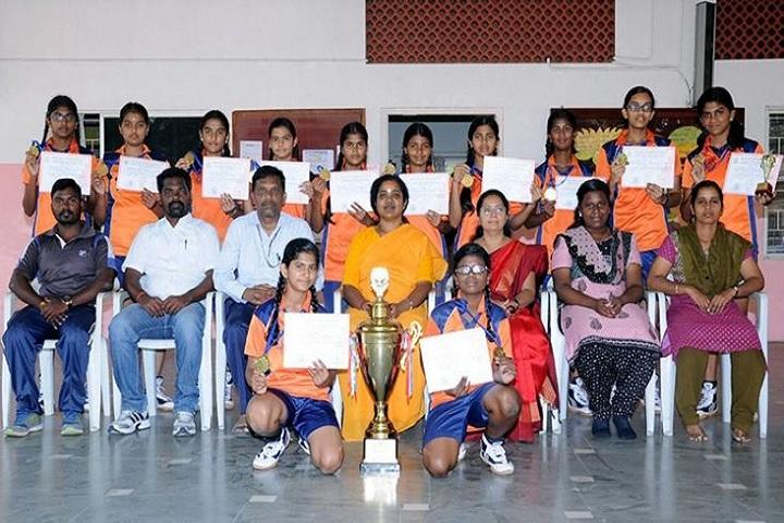 Amrita Vidyalayam-Sports Day