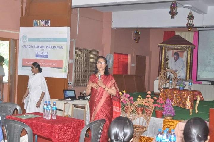 Amrita Vidyalayam-Meeting 1