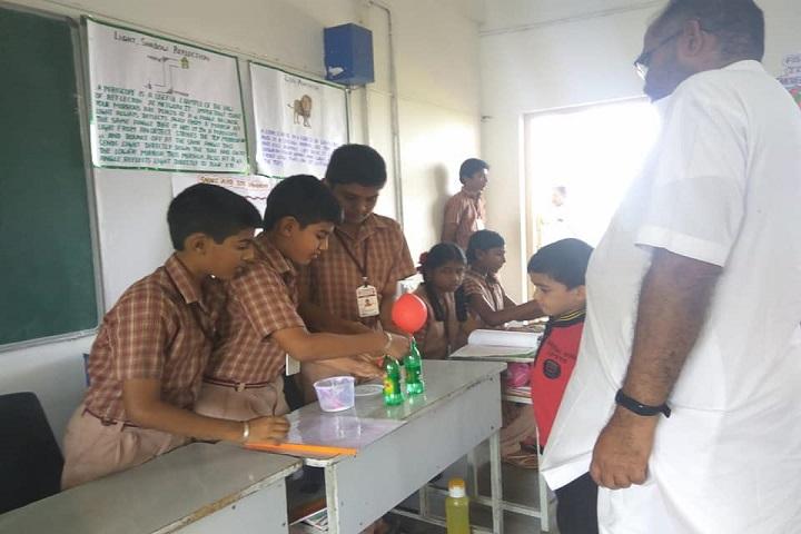 Amrita Vidyalayam-Science Exhibition