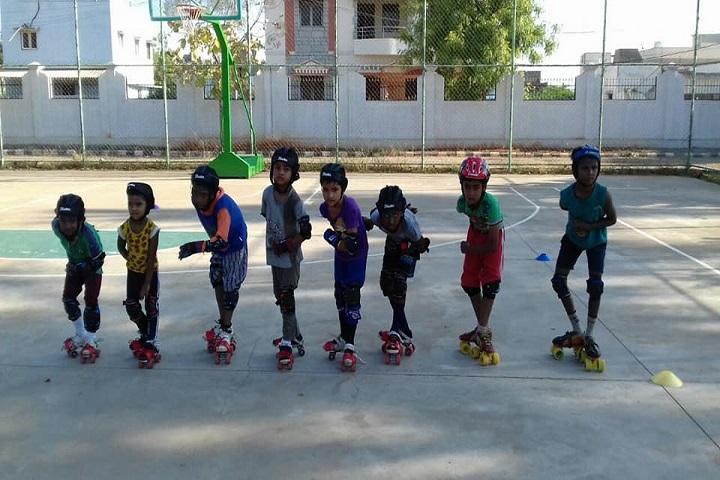 Amrita Vidyalayam-Skating