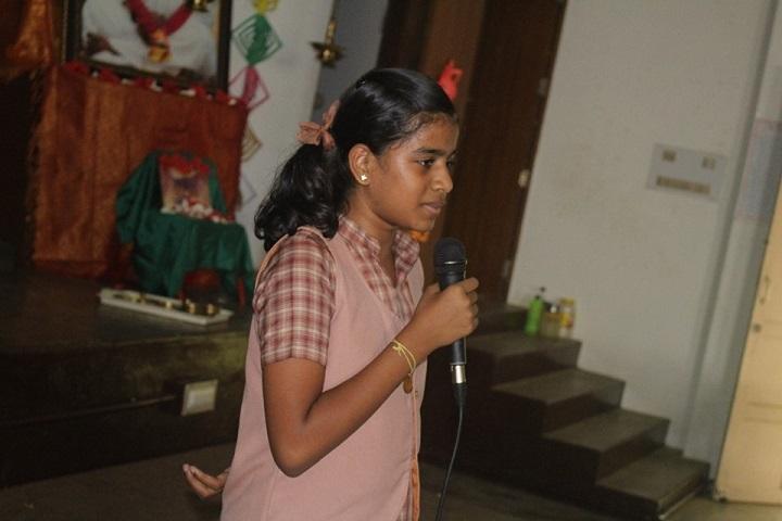 Amrita Vidyalayam-Singing
