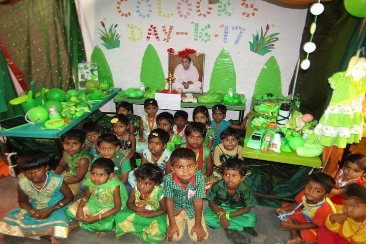 Amrita Vidyalayam-Green day