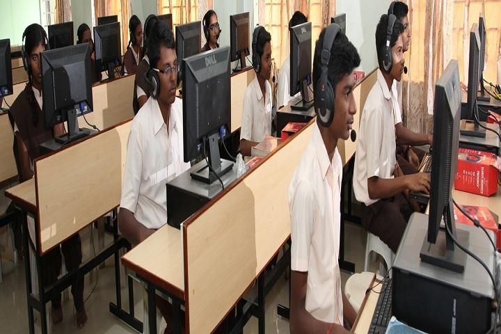 Amrita Vidyalayam-IT Lab