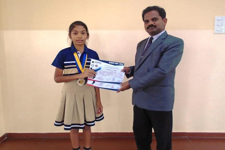 Anan Kids Academy-Achievement