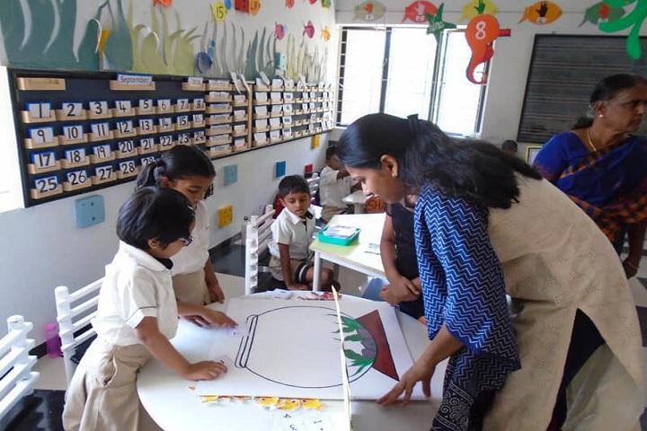 Anan Kids Academy-Art