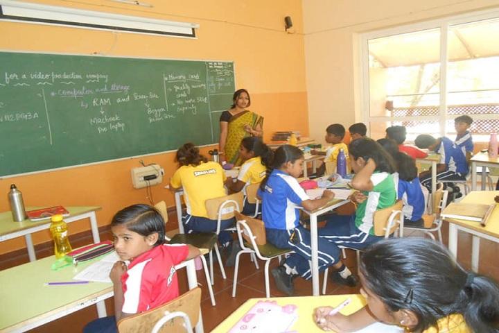Anan Kids Academy-Classroom