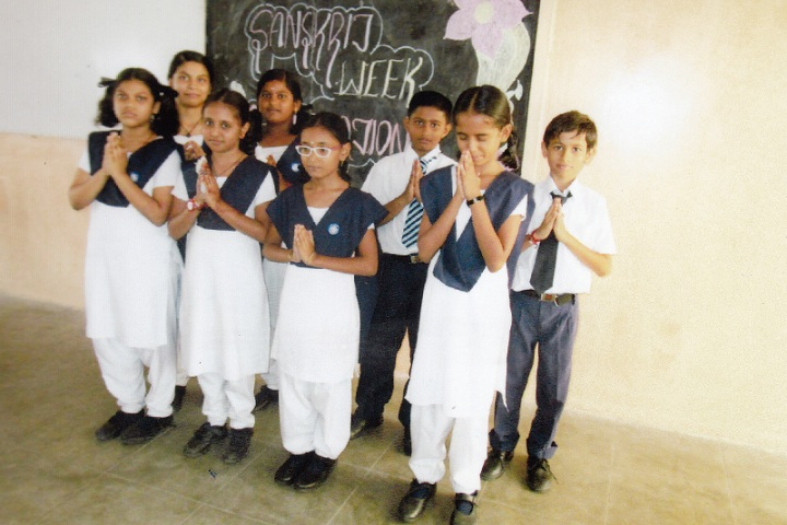 Angappa Education Trust Senior secondary School-Students