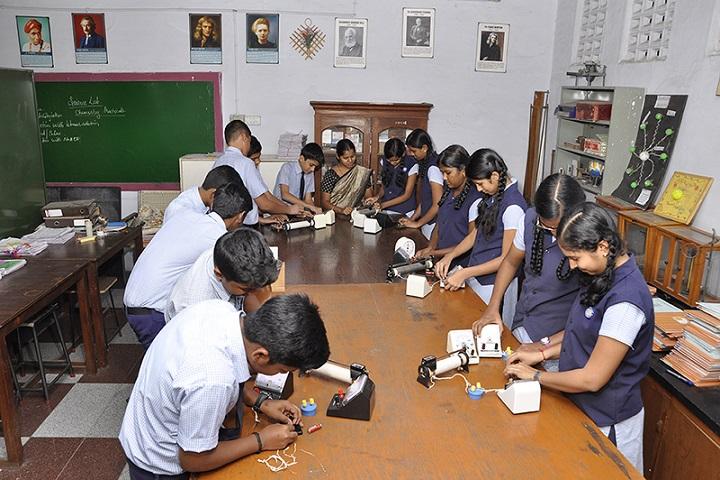 Angappa Educational Trust Senior Secondary School-Laboratory