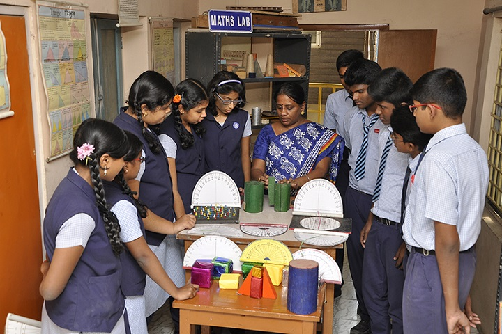 Angappa Educational Trust Senior Secondary School-Maths-Lab