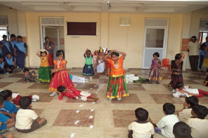 Anugragha International School-Dance